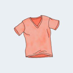Vneck Tshirt